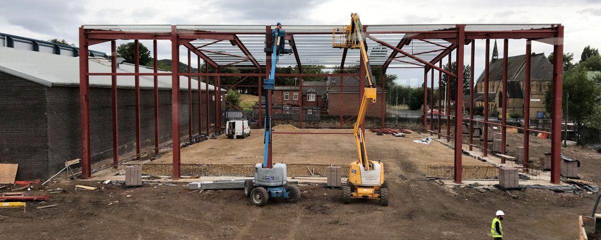 Dalziel warehouse expansion