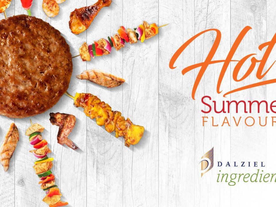 Dalziel Hot Summer Flavours NEW