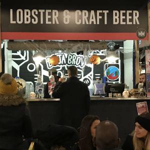 Lobster & Craft Beer