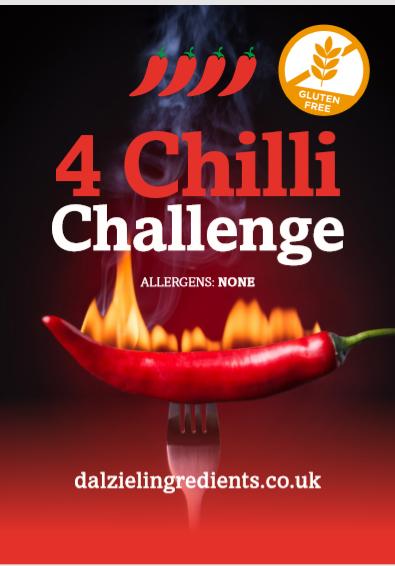 4 Chilli Challenge