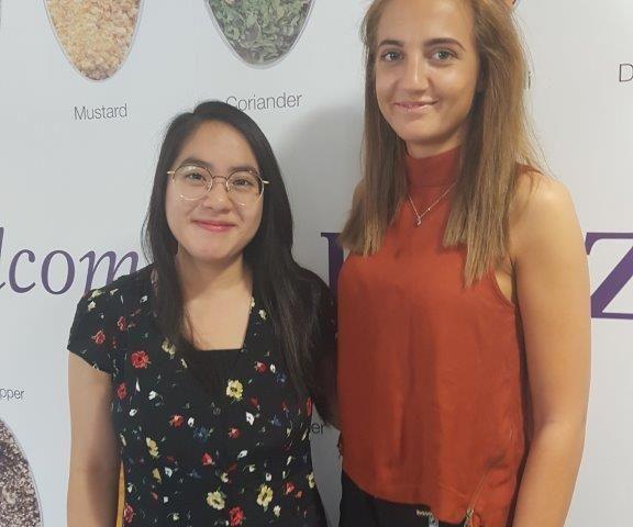 Lauren and Rachel 2
